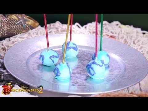 Uma's Cake Pops | DIY | Descendants 2