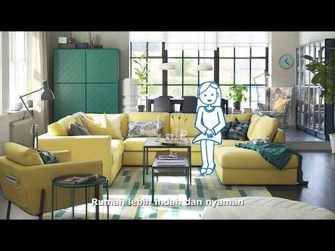 Belanja Perabot IKEA Online Sekarang!