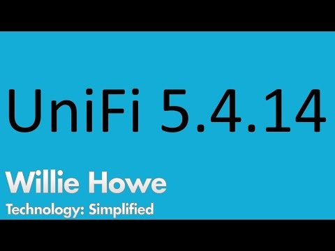 Installing Unifi Controller and upgrading accesspoint firmware