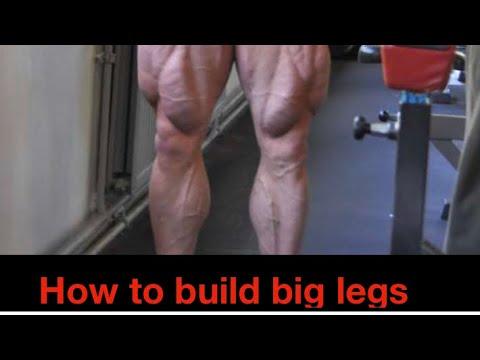 How to improve your legs   BIGGER QUADS