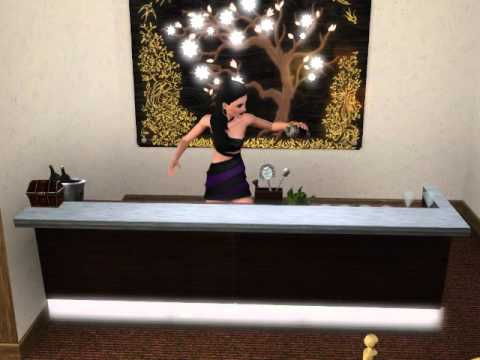 The Sims 3 Late Night - Mixologist