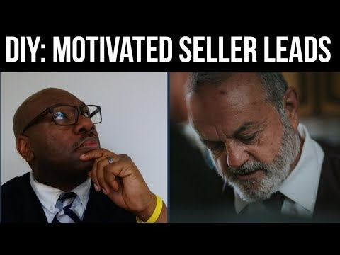 Motivated Seller Real Estate Leads for Lease Options