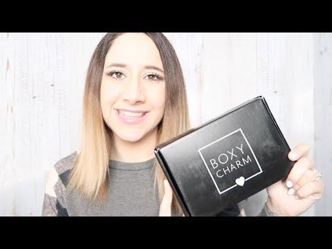Boxycharm Unboxing - February 2018