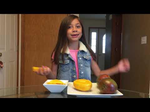 Picking the best mango fruit