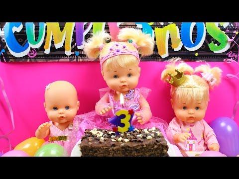 Xxx Mp4 Aventuras De Las Bebés Nenuco Hermanitas Traviesas Fiesta De Cumpleaños De La Bebé Nenuco Naia 3gp Sex