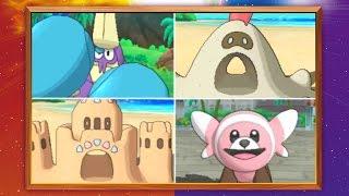 New Pokémon Are Ready for Adventure in Pokémon Sun and Pokémon Moon!
