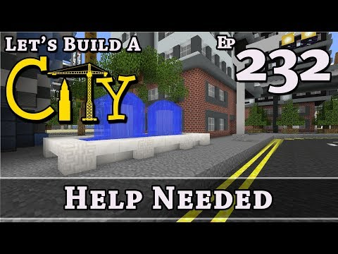 How To Build A City :: Minecraft :: Help Needed :: E232