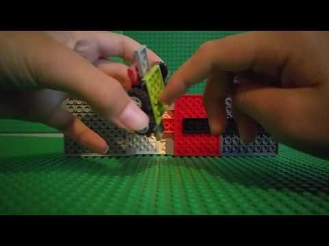 Lego RV's--- Lego travel trailer MOC
