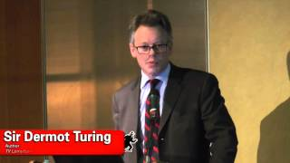 Alan Turing Decoded: An Evening with Sir Dermot Turing