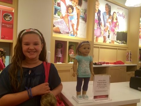 American Girl Store Nashville (Cool Springs) Video Tour