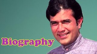 Rajesh Khanna - Biography