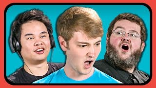 YOUTUBERS REACT TO INSTANT REGRET CLICKING THIS MEMES COMPILATION