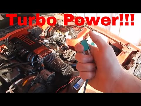 Electronic Copy-Cat - Blow off Valve In A Non Turbo Car Read Descrp