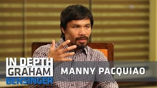 Manny Pacquiao: I pay $600/week for car washes
