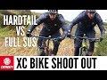 Hardtail Vs Full Suspension | Cross Country Mountain Bike Shootout