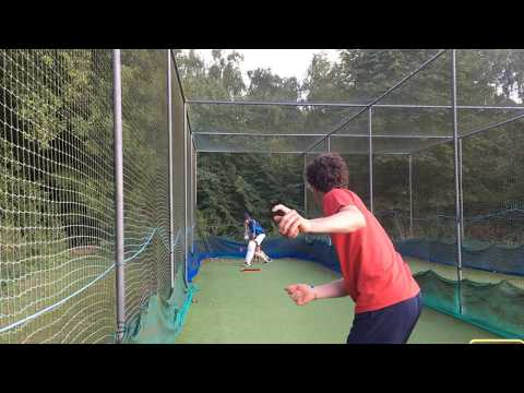 How to play spin | AWESOME Batting Drill