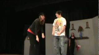 dramas drama in drama club 09-10 prt 5