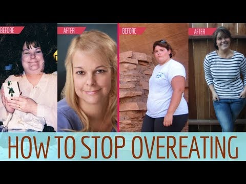 An Amazing Way To Stop Overeating