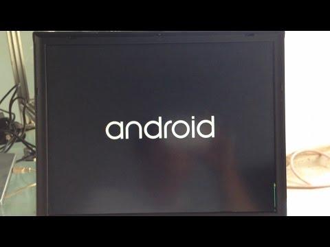 Cài Hệ Điều Hành Android 6.0 Trực Tiếp Lên Máy Tính Windows