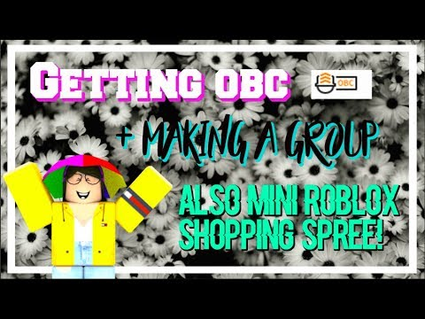 FIRST TIME GETTING OBC! || ROBLOX