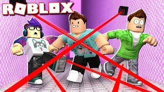 Roblox Adventures - THE MOST SECURE BASE IN ROBLOX! (Create Your Own Security Base)