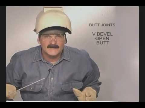 Arc Welding 2 | Butt Joints | Welding Rods