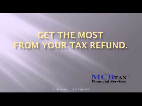 Get the most from your tax refund mcbtax com 8 17 14