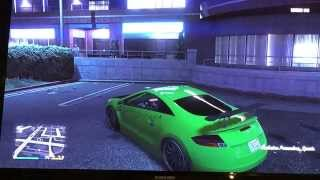 THE FAST AND THE FURIOUS: ECLIPSE EXPLOSION! (Gta 5 Replicating Hollywood)