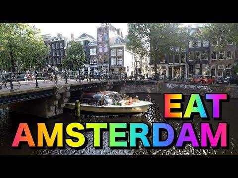 Amsterdam Food Vlog