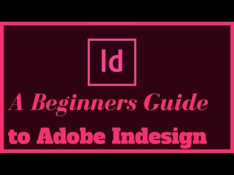 Adobe Indesign CS6 Crash Course: FULL TUTORIAL