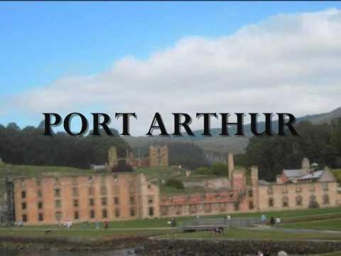 Port Arthur TV Promo - Original 2010 Version