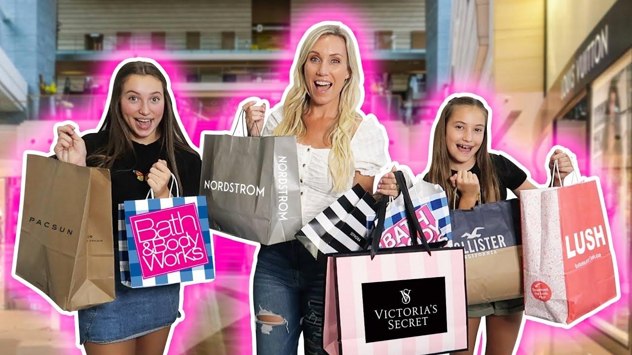 HUGE Spring Break Shopping Spree! Its R Life