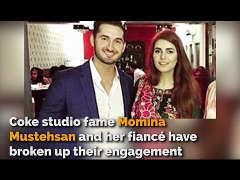 Momina Mustehsan breaks up with her fiance Ali Naqvi