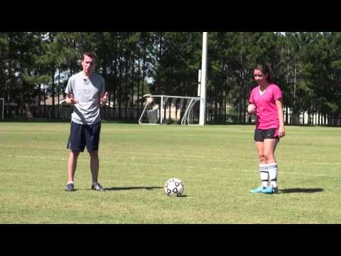 Beginner Soccer Tips - Passing, Trapping, Shooting and Throw Ins