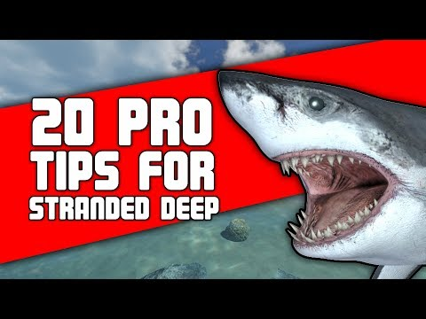 20 Pro Tips for Stranded Deep