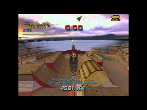 THPS2 Bullring Arena Mexico - 100% in 2 Rounds