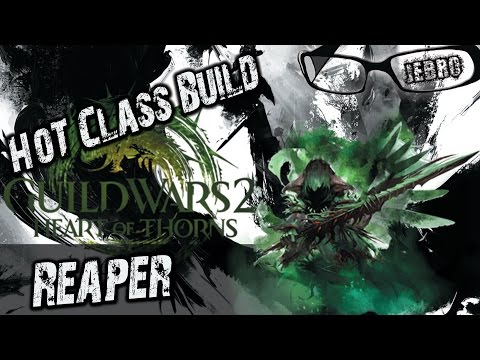Reaper Necro Build - Staff - Dagger/warhorn GW2 Heart of Thorns