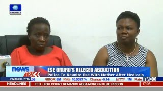 Police To Reunite Ese With Family After Medicals