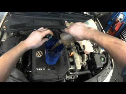VW B5: 1.8T Big oil filter