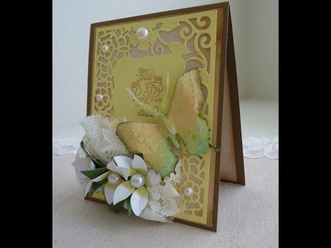 Tudar Rose Card