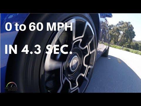 2018 Rolls-Royce Wraith Black Badge Special Edition