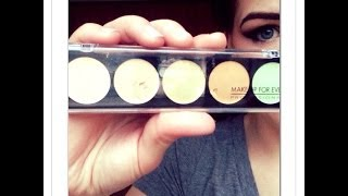 Makeup Forever 5 Camouflage Palette Cream First Impression Read Descr