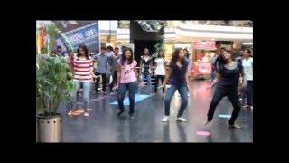 tkr engineering college flash mob shiznay 2k14 music jinni