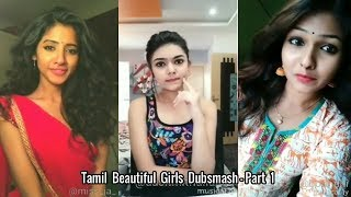 Download Tamil Beautiful Girls Dubsmash - Part 1 Video
