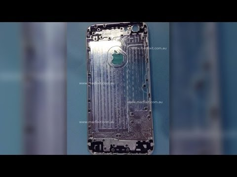 Apple iPhone 6 Revealed? Biggest Leaks Yet!