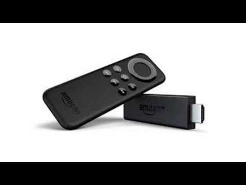 Music, Photos & Videos Library through Amazon Fire TV Stick