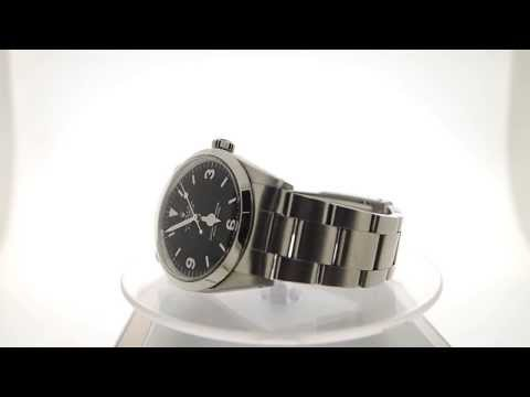 ROLEX 1016 EXPLORER L-Serial Number - London Watch & Collection #39951
