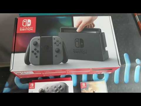 Nintendo Switch is Here!