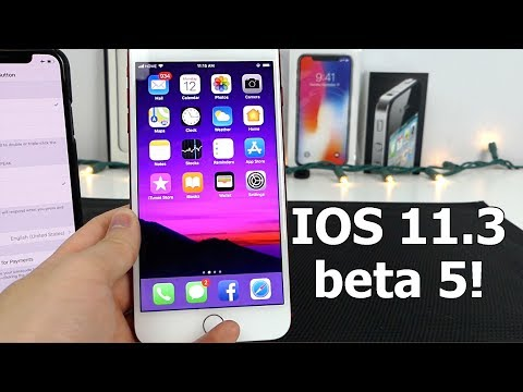 iOS 11.3 Beta 5 - What's New in This Update?