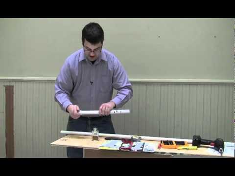 How to: Make a PVC Flute